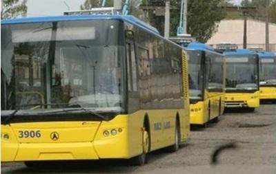 У Києві п яні  кондуктори  побилися з п яними пасажирами