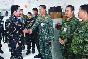 Пак яо отримав звання полковника армії Філіппін