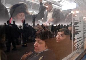 За проездные в киевском метро необходимо вносить залог