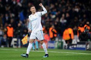 Роналду установил уникальное достижение в Лиге чемпионов