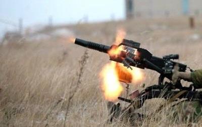 КПП Марьинка обстреляли из гранатометов - Госпогранслужба