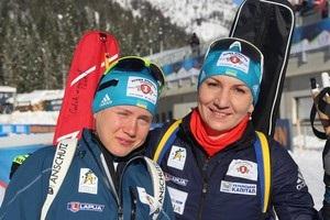 Ткаленко і Меркушина першими серед українців побіжать спринти в Хохфільцені