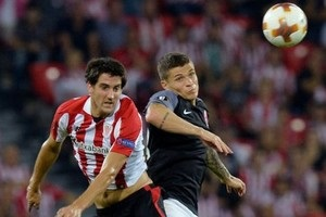 Зоря - Атлетік 0:2 відео голів та огляд матчу Ліги Європи