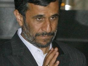 Ахмадинеджад вновь отказался обсуждать иранскую ядерную проблему