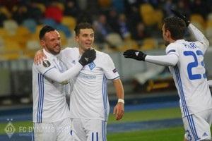 Двоє гравців Динамо потрапили у збірну туру Ліги Європи
