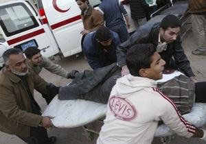 Серия взрывов в пригороде Багдада: погибли около 40 человек