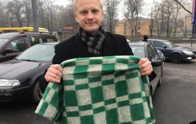 Автомайдан приїхав до дому Луценка