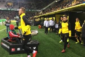 Игроков Боруссии Д эвакуировали из отеля перед матчем Бундеслиги