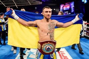 Ломаченко: Рігондо - король боксу в своїй категорії