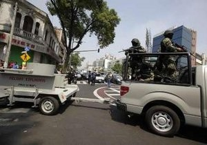 СМИ: Волна насилия захлестнула Мексику