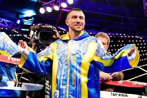 Ломаченко поднялся на второе место в рейтинге лучших боксеров мира