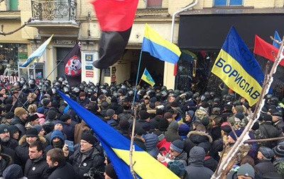 Суд над Саакашвілі: відбулися сутички з поліцією
