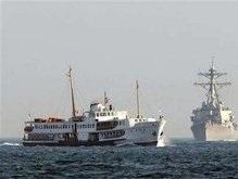 США  отказались от планов отправки двух кораблей в Поти