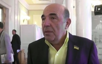 НАПК повторно проверит е-декларацию Рабиновича – журналист