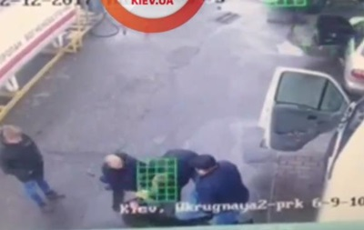 В Киеве четверо неизвестных избили бойца АТО