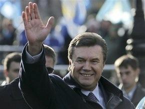 Янукович выступит на съезде Единой России
