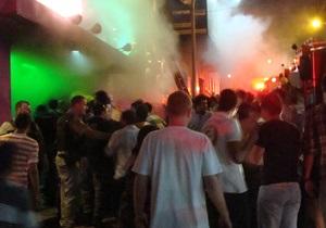 В Бразилии арестовали счета владельцев сгоревшего клуба