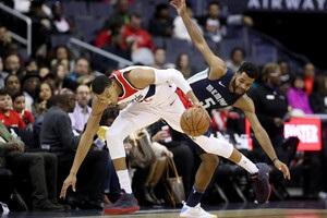 НБА: Вашингтон обіграв Мемфіс, Фінікс поступився Торонто