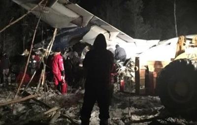 У Канаді розбився пасажирський літак