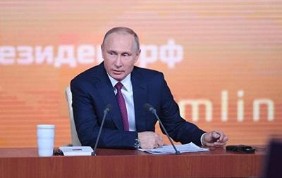 Саакашвили, нормандский формат и срыв обмена пленными: о чем говорил Путин