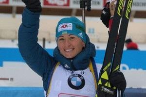 Біатлон: Віта Семеренко здобула бронзу в спринті в Ансі