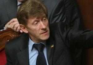 Депутаты отказались расследовать историю с подкупом депутата от БЮТ