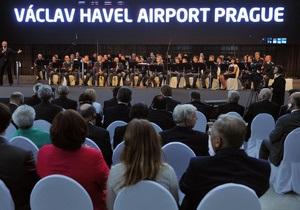 Аэропорт Праги переименовали в честь Вацлава Гавела