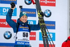 Віта Семеренко: Ковзання лиж - половина мого успіху