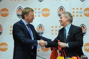 Шахтар підписав угоду про партнерство з ООН