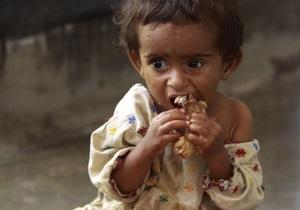 ООН: около миллиона сирийцев страдают от голода
