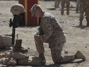 Число погибших в 2009 году американских солдат в Афганистане достигло 300 человек