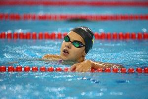Українка завоювала срібло чемпіонату Європи на короткій воді