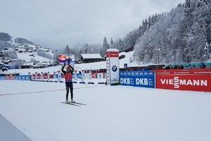 Біатлон: Лаура Дальмаєр здобула першу перемогу в сезоні