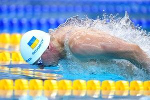 Плавання: Говоров приніс Україні третю медаль чемпіонату Європи