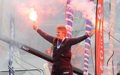 Француз установил новый рекорд кругосветного плавания
