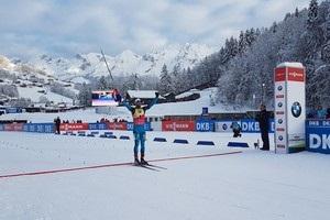 Биатлон: Фуркад добыл победу в масс-старте домашнего этапа Кубка мира