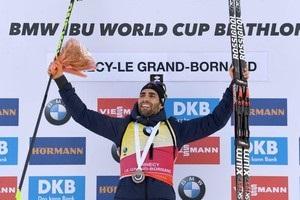 Мартен Фуркад залишився без золотої медалі мас-старту в Ансі