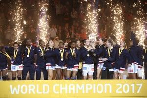 Збірна Франції стала новим чемпіоном світу з гандболу