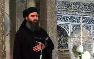 Американці спростували інформацію про захоплення лідера ІДІЛ