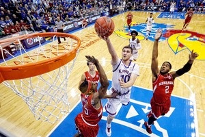 NCAA: Михайлюк набрал 26 очков в матче с Омахой