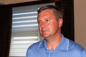 Хацкевич: Ребров звал в Динамо, когда я получил предложение возглавить сборную Беларуси