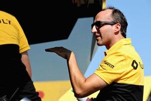 Кубіца запропонував Вільямс мільйон доларів за кожну гонку у Формулі-1 в 2018 році