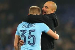 Гвардіола довірив Зінченкові вирішальний пенальті в матчі з Лестером