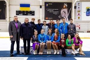 Фигуристы определили состав сборной Украины