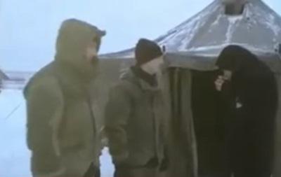 На в їзді до Києва відкрили пункт обігріву