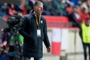 Клуб Ротаня и Соболя остался без тренера