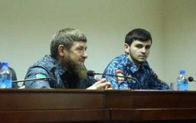 Поліцію Грозного очолив молодший лейтенант Кадиров