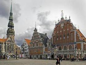 ВВП Латвии уменьшился на 18,6%