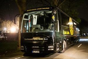 Підозрюваного в атаці на автобус Боруссії звинуватили в замаху на вбивство