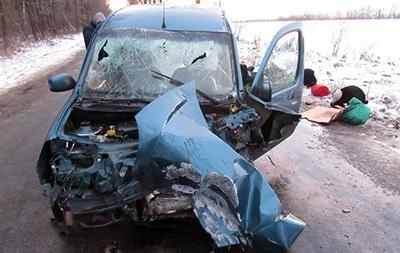 В Ивано-Франковской области семь человек пострадали в ДТП